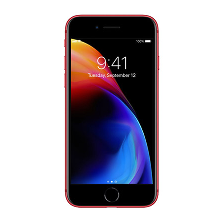 Picture of Boost Apple iPhone 8 64GB Red Embedded SIM Sprint (w-Cable & Charger Head)