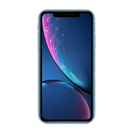 Picture of BAppleiPhoneXR-128GB Blue W. Embedded UICC Card