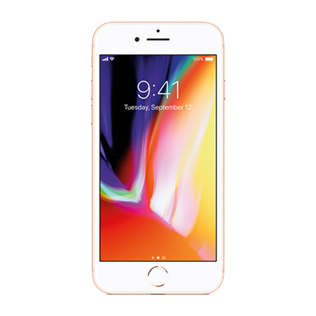 Picture of Boost Preowned Apple iPhone 8 64GB Gold No SIM