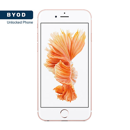 Picture of BYOD Apple iphone 6S 64GB Rose A Stock
