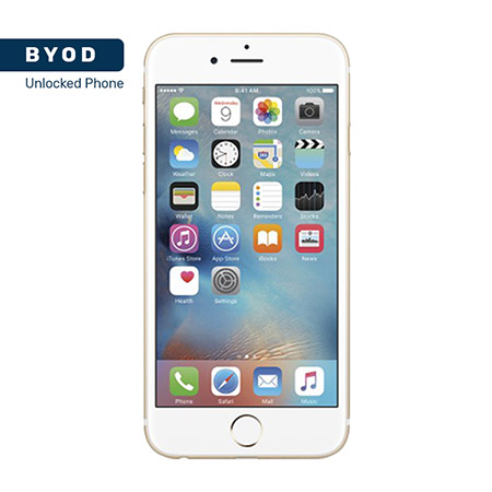 Picture of BYOD Apple iphone 6s 32GB Gold A Stock