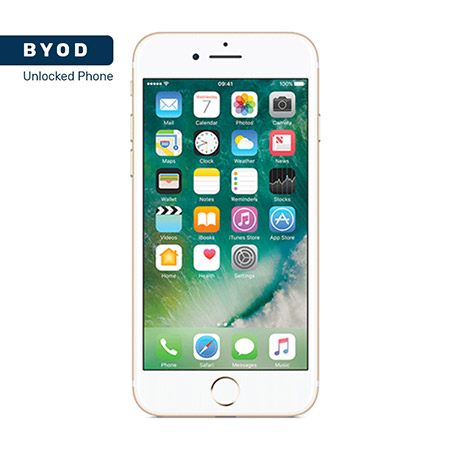 Picture of BYOD Apple iphone 7 128GB Gold A Stock