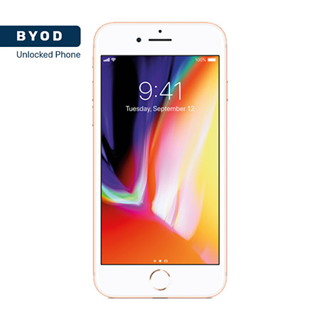 Picture of BYOD Apple Iphone 8P 64GB Gold A Stock