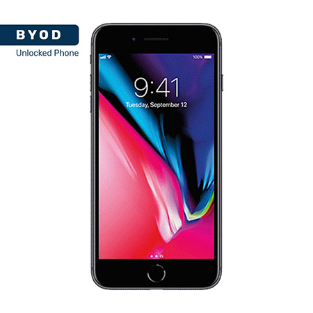 Picture of BYOD Apple Iphone 8P 64GB Gray A Stock