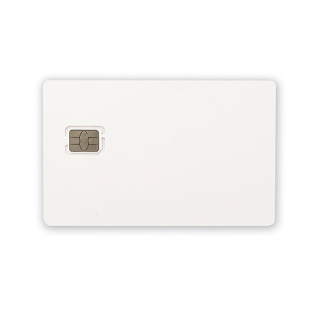 Picture of Yellow Loose SIM Card